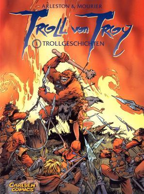 Trolle z Troy - komiks 1-10 PL *dla EXSite.pl*